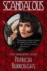 Scandalous Patricia Burroughs