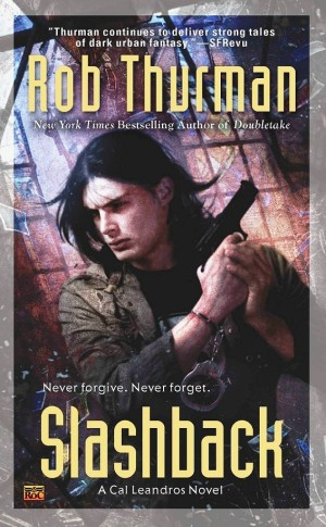 REVIEW:  Slashback by Rob Thurman