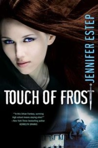 Touch of Frost Jennifer Estep