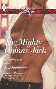 The Mighty Quinns: Jack By: Kate Hoffmann