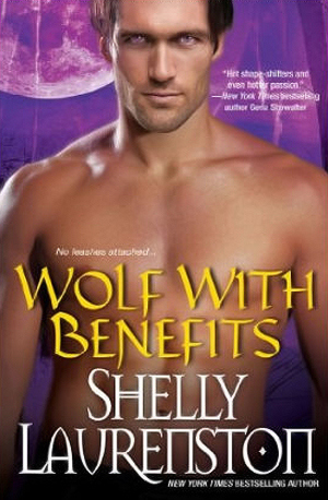 REVIEW:  Wolf With Benefits by Shelley Laurentson