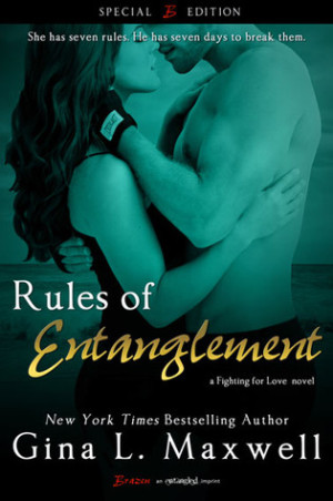 REVIEW:  Rules of Entanglement by Gina Maxwell