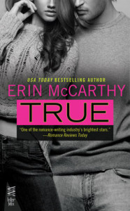 New Adult Book: True by Erin McCarthy – Giveaway