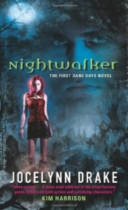 Nightwalker (Dark Days) by Jocelynn Drake