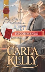 REVIEW:  Her Hesitant Heart by Carla Kelly