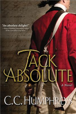 REVIEW:  Jack Absolute by CC Humpreys