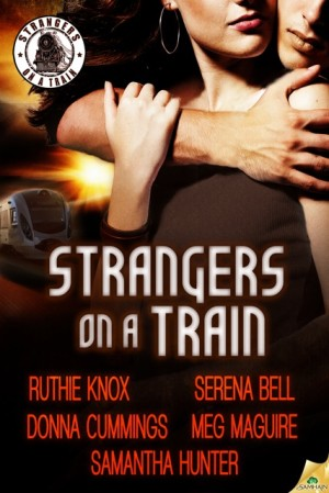 REVIEW:  Strangers on a Train anthology