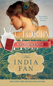 india fan victoria holt