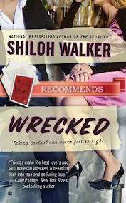 REVIEW:  Wrecked by Shiloh Walker