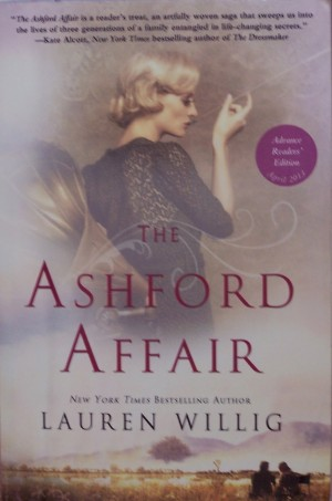 Giveaway for Ashford Affair by Lauren Willig