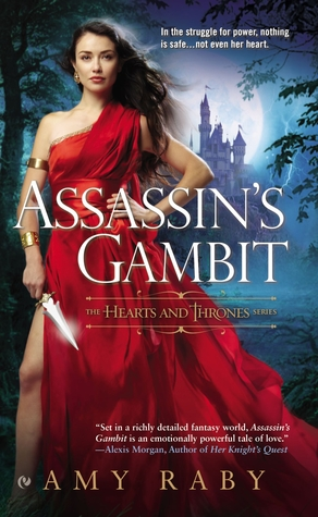 REVIEW:  Assassin's Gambit by Amy Raby