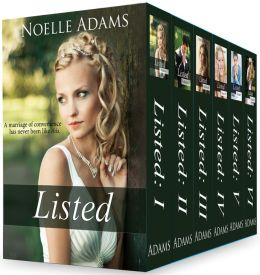 Listed: Volumes I-VI  Noelle Adams