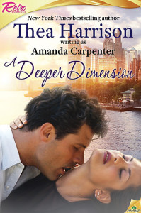 A Deeper Dimension      by Amanda Carpenter