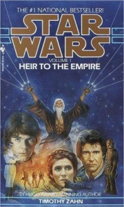 Star Wars Thrawn Trilogy #1  Timothy Zahn