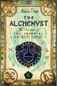 The Alchemyst (The Secrets of the Immortal Nicholas Flamel #1) by     Michael Scott