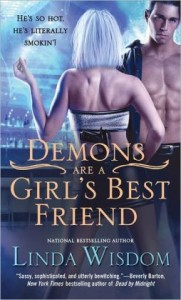 Demons Are a Girl's Best Friend Linda Wisdom