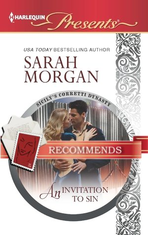 REVIEW:  An Invitation to Sin by Sarah Morgan