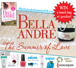 Giveaway for Bella Andre's Look of Love