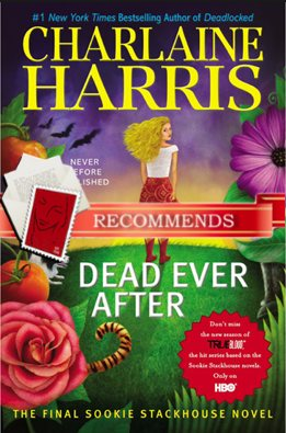 REVIEW: Dead Ever After by Charlaine Harris