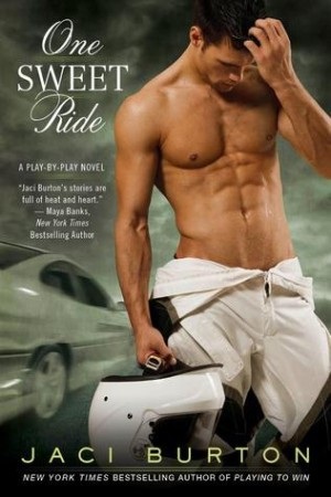 REVIEW:  One Sweet Ride: A Play-by-Play Novel by Jaci Burton