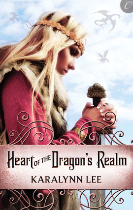 REVIEW:  Heart of the Dragon's Realm by Karalynn Lee