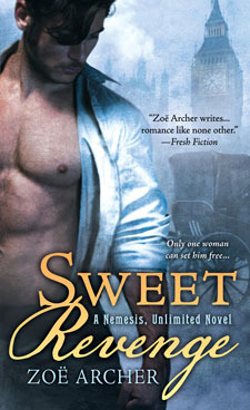 REVIEW:  Sweet Revenge by Zoe Archer