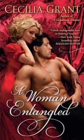 Book Club: A Woman Entangled by Cecilia Grant