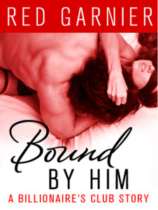 Red Garnier by Bound by Him