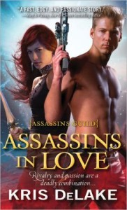 Assassins in Love by Kris DeLake