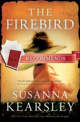 JOINT REVIEW AND GIVEAWAY:  The Firebird by Susanna Kearsley