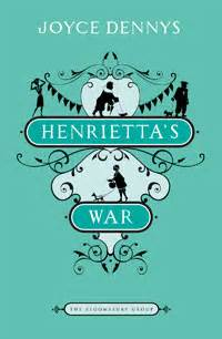 REVIEW:  Henrietta's War – News from the Homefront 1939-1942 by Joyce Dennys