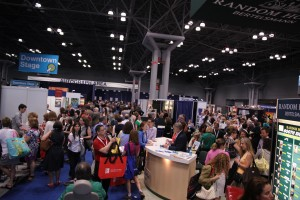 BEA 2013 – Less books, more readers?