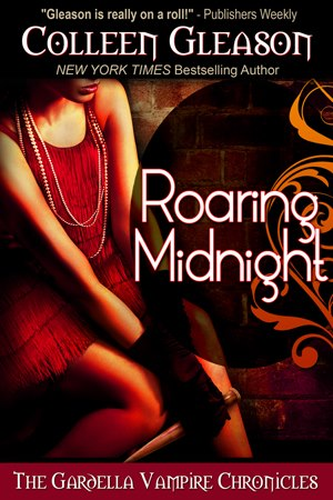REVIEW:  Roaring Midnight (The Gardella Vampire Chronicles) by Colleen Gleason