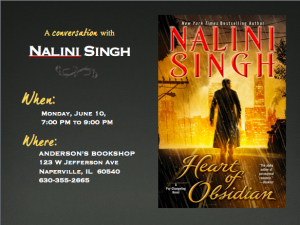 Wednesday News: Invitation to grill Nalini Singh