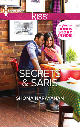 REVIEW:  Secrets and Saris by Shoma Narayanan