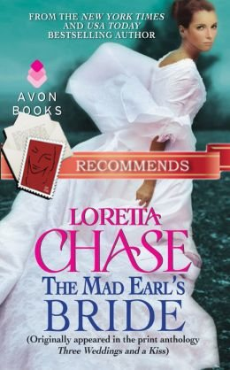 REVIEW:  The Mad Earl's Bride by Loretta Chase