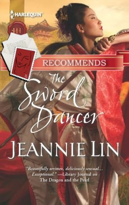 REVIEW:  The Sword Dancer by Jeannie Lin