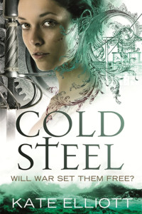 REVIEW:  Cold Steel by Kate Elliott