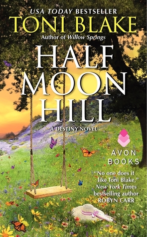 REVIEW:  Half Moon Hill by Toni Blake