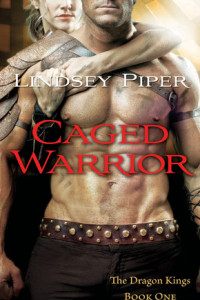 REVIEW:  Caged Warrior by Lindsey Piper