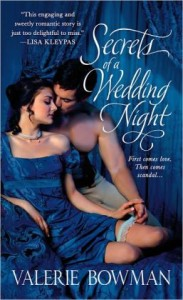 Secrets of a Wedding Night (Secret Brides Series #1)      by     Valerie Bowman