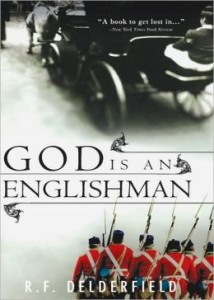 God is an Englishman by R. Delderfield