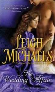 Wedding Affair by Leigh Michaels