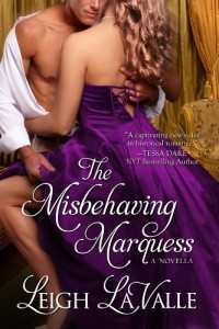 REVIEW:  The Misbehaving Marquess by Leigh LaValle