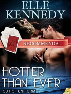 REVIEW:  Hotter Than Ever by Elle Kennedy
