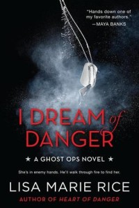 REVIEW:  I Dream of Danger by Lisa Marie Rice