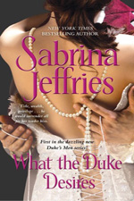 What the Duke Desires by Sabrina Jeffries