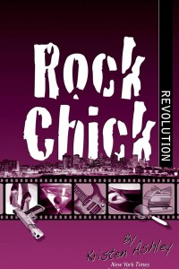 REVIEW:  Rock Chick Revolution by Kristen Ashley