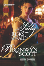 A Lady Risks All by Bronwyn Scott