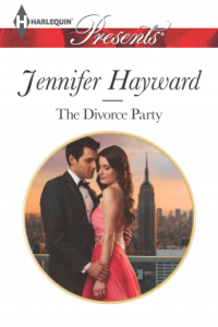 REVIEW:  The Divorce Party by Jennifer Hayward